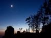 Mjesec, Venera i Plejade
